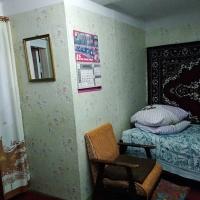 Дом 40 м² (бревно) на участке 4 сот.