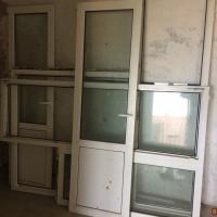 Пластиковое окна Б/У